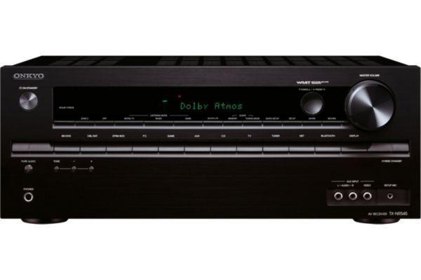 Ampli Home Cinéma Onkyo TX-NR545 - Noir
