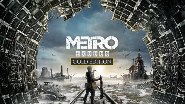 Jeu Metro Exodus Gold Edition sur PC sans DRM (Dématérialisé, GOG)