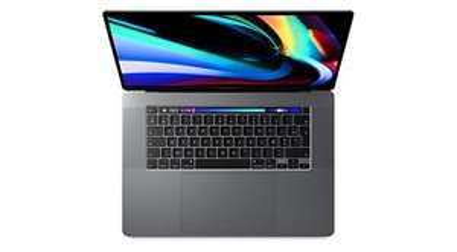 "PC Portable 16"" Apple Macbook Pro 16 Touch Bar - I7, 16 Go de Ram, 512 Go, Gris Sidéral"
