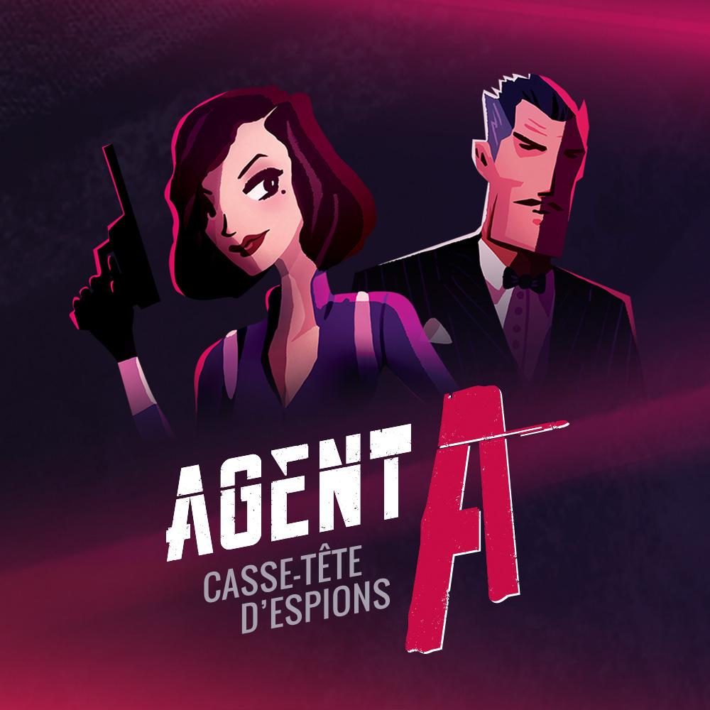 Agent A - Casse-tête d'espions sur Switch (Dématérialisé)