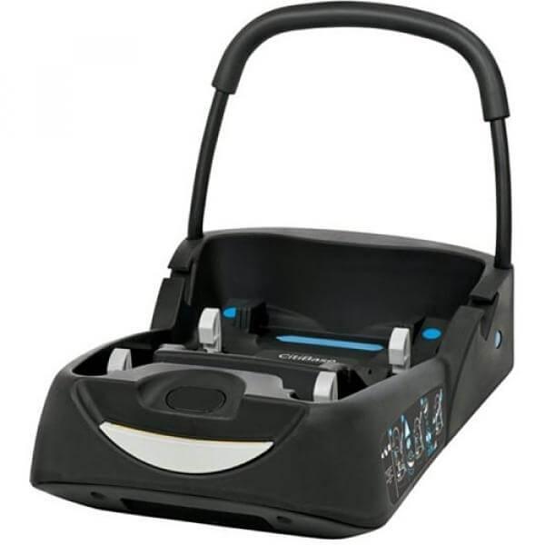 Base/embase Citi pour Siège-Auto Cosi Citi Bébé Confort - Groupe 0+ (jusqu'à 13 kg), Noir