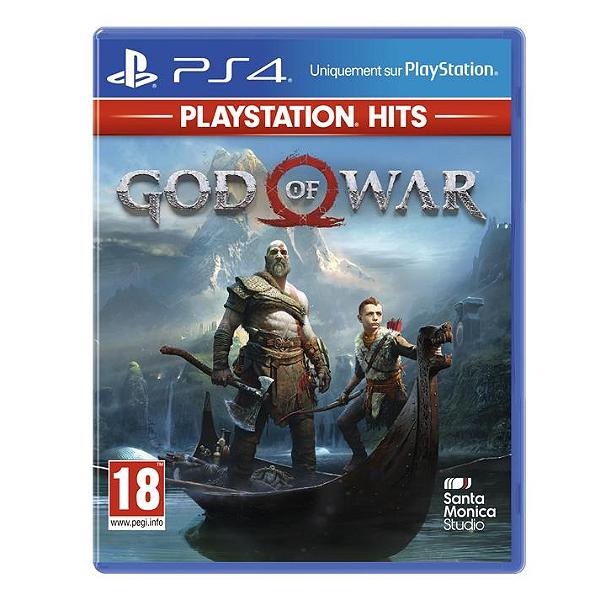 God of War Edition Playstation Hits sur PS4