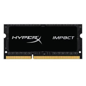 Barette mémoire SODIMM DDR3L HyperX Impact 8Go - 1600MHz, CL9, 1.35V