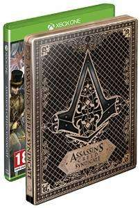 Jeu Assassin's Creed Syndicate + Steelbook sur Xbox One (Anglais)