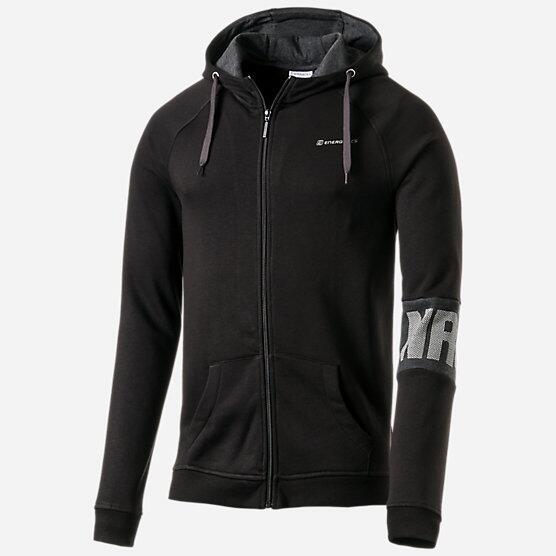 Sweat zippé à capuche ENERGETICS - Taille XL