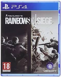 Jeu Tom Clancy's Rainbow Six Siege sur PS4 (Anglais)