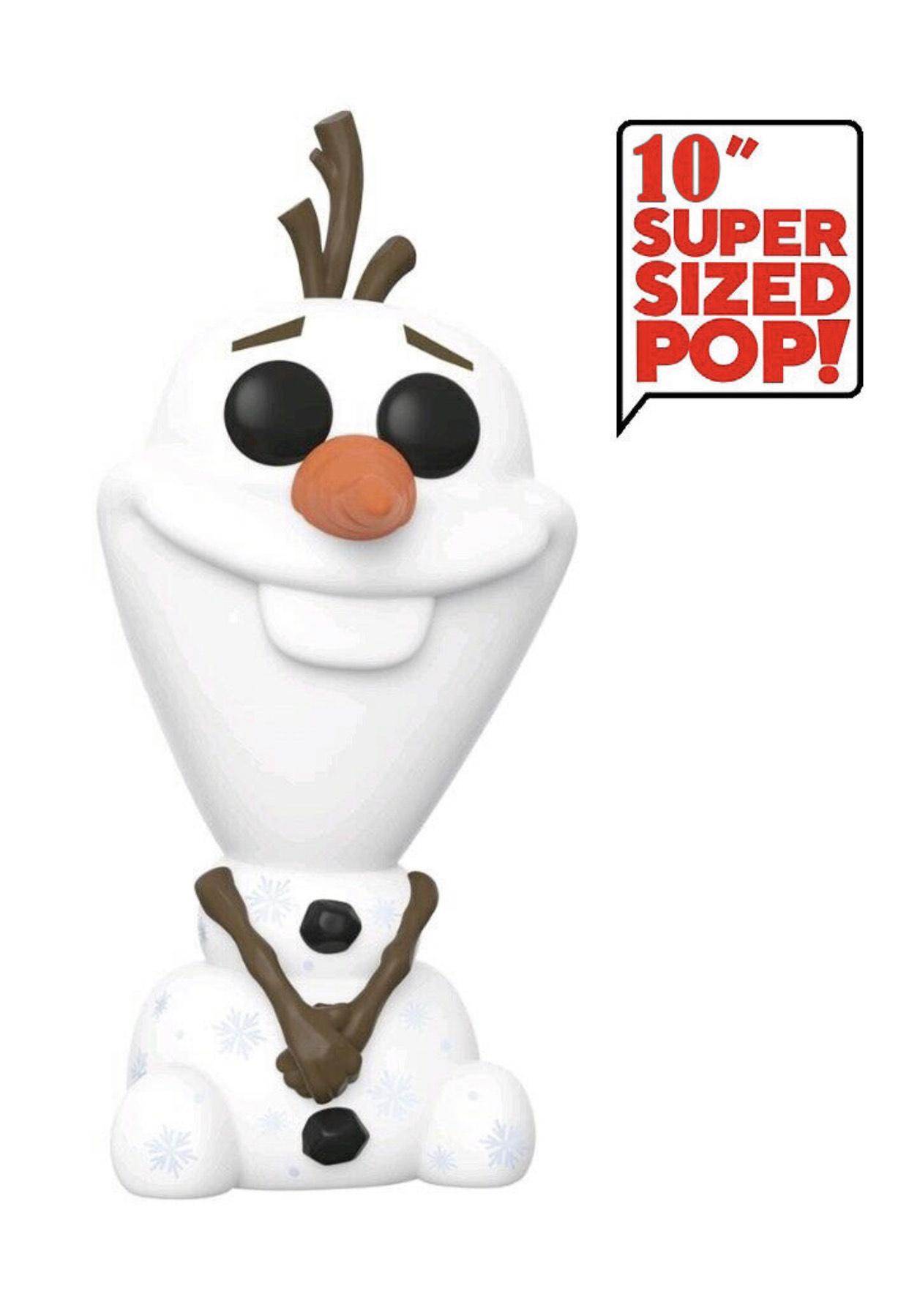 Figurine Funko Pop! N°603 - Olaf , 25cm