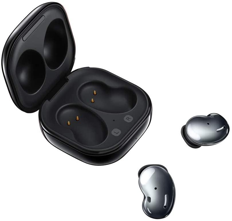 Écouteurs intra-auriculaires sans-fil Samsung Galaxy Buds Live Mystic Black SM-R180 (Vendeur Tiers)