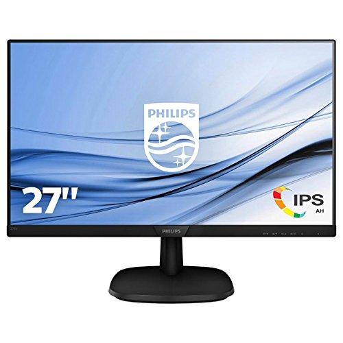 "Ecran PC 27"" Philips 273V7QDSB - Full HD, Dalle IPS, 75 Hz , 4 ms, Sans bordure"