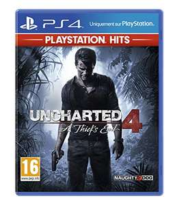 Uncharted 4 : A Thief's End - Édition PlayStation Hits sur PS4