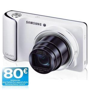 Samsung Galaxy Camera (Avec ODR de 80€)
