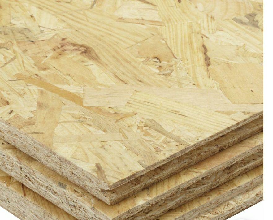Dalle de plancher osb 3 3 plis épicéa naturel Swiss Krono - Ep.22 mm x L.250 x l.67.5