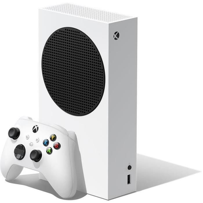 [CDAV - Précommande] Console Microsoft Xbox Series S - 512 Go (+ 20€ sur la cagnotte)
