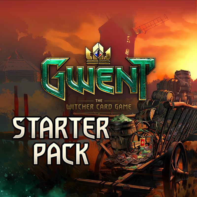 [Membres Level 5+] Starter Pack The Gwent Gratuit sur PC (Dématérialisé)