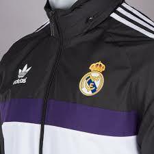 Coupe-vent Homme Adidas Originals Real Madrid (fdp inclut)