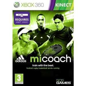 Micoach Adidas : Train With The Best sur Xbox 360 (Kinect)