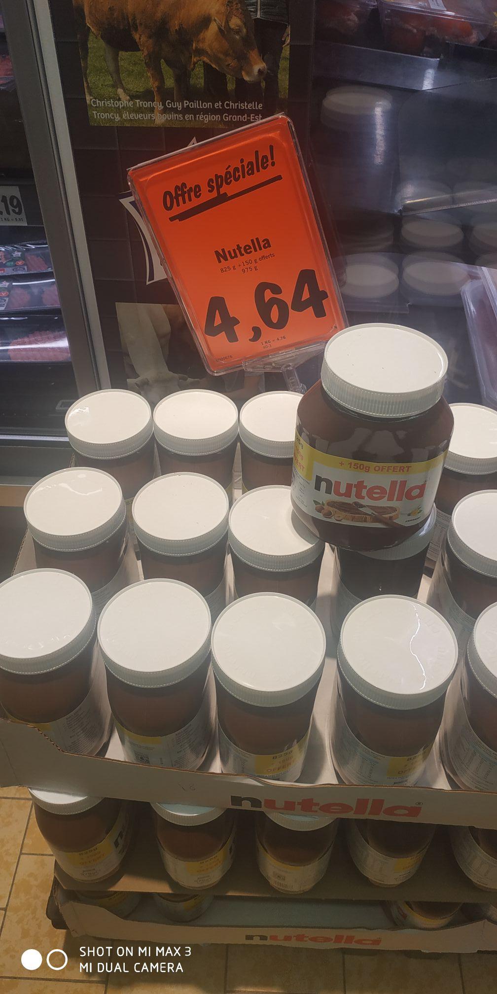Pot de Nutella 975G - Venette (60)