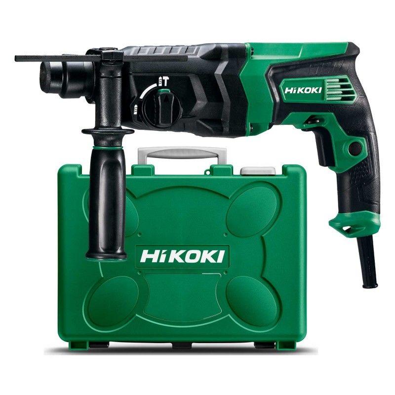 Perforateur Hikoki DH26PB2WSZ SDS+ - 26 mm, 830 W, 2,9 Joules