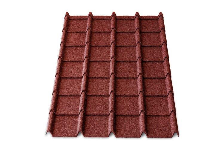 Plaque de toiture Easy Tuile - 0.83x1.12m, 18.28€ le m²