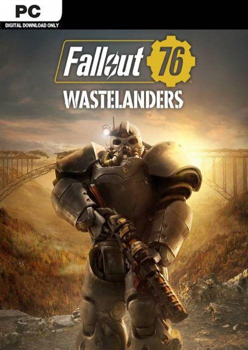 Fallout 76: Wastelanders sur PC (Dématérialisé - Bethesda Launcher)