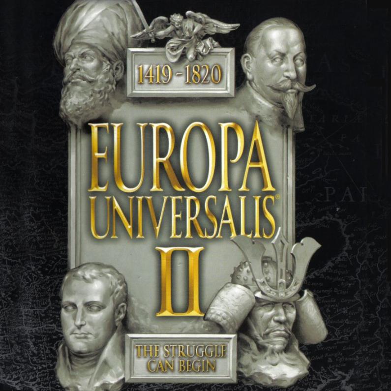 Europa Universalis II Gratuit sur PC (Dématérialisé)