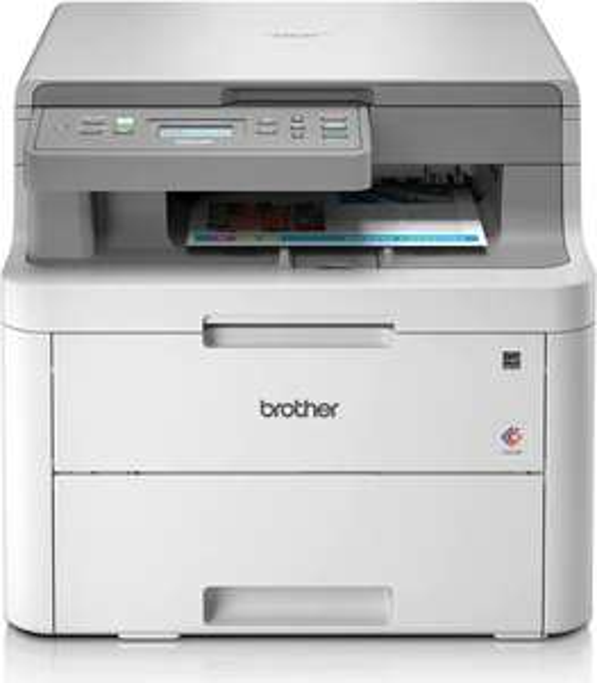 Imprimante laser couleurs multifonction Brother DCP-L3510CDW (Frontaliers Suisse)