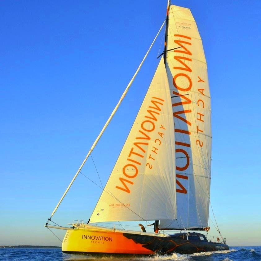 Visite Gratuite à bord du Yatch Open60AAL Innovation du Skipper Norbert Sedlacek - Les Sables d'Olonne (85)
