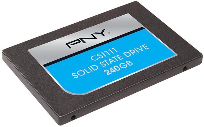 SSD PNY CS1111 - 240 Go