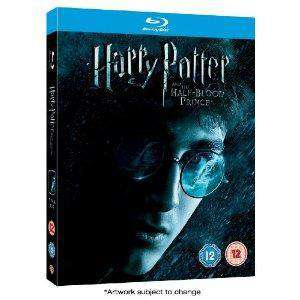 Harry Potter et le Prince de sang mêlé (année 6) - Combo Pack (avec Bonus DVD) - Blu-ray - FDP inclus