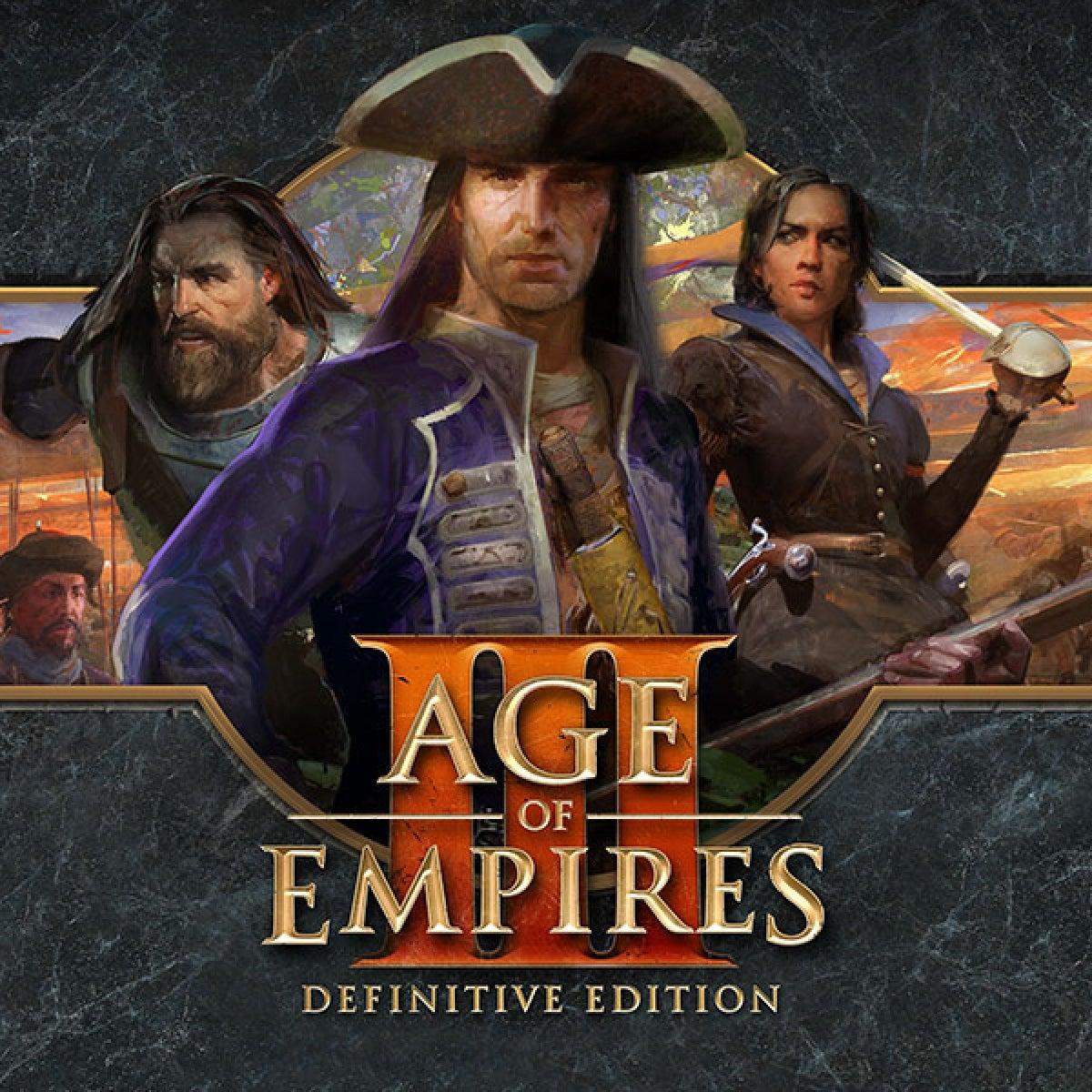 Age Of Empires 3 Definitive Edition sur PC (Dématérialisé - Steam)