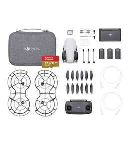 Drone DJI Mavic Mini Fly More Combo + Carte mémoire MicroSD 64 Go (Frontaliers Suisse)