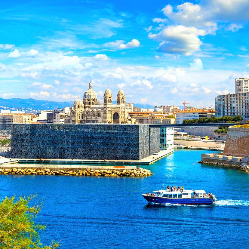 Entrée Gratuite au Mucem (Musée des Civilisations de l'Europe et de la Méditerranée) tous les soirs de 16h à 18h - Marseille (13)