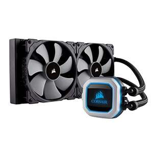 Kit Watercooling AIO Corsair Hydro Series H115i Pro RGB - Radiateurs 280mm
