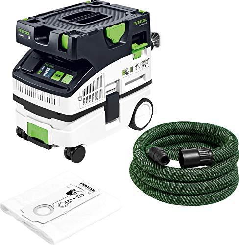 Aspirateur mobile Festool CTL Mini I Cleantec 574840 - 1200 W