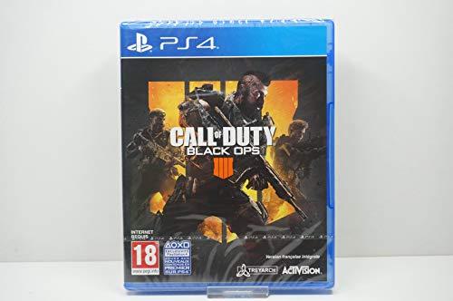 Call of Duty Black Ops IIII sur PS4 (Vendeur tiers)