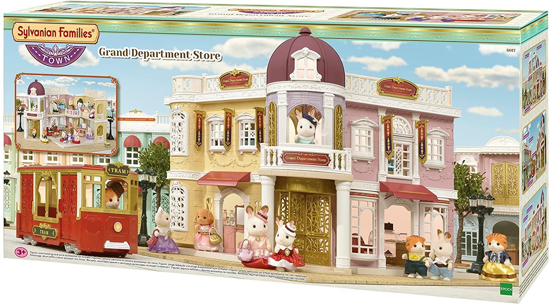 Maison de poupée Sylvanian Families - Le Grand Magasin de Ville (6017)
