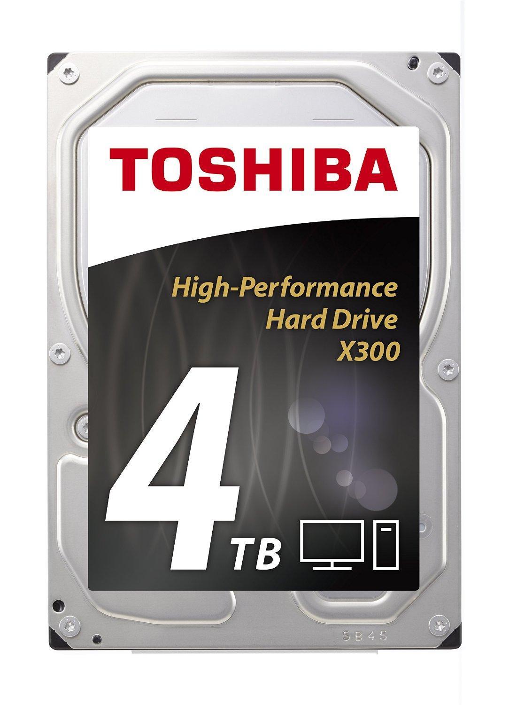 "Disque Dur Interne Toshiba X300 3.5"" - 7200 tr/min - 4 To"