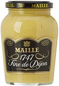[Panier plus] moutarde fine de dijon Maille