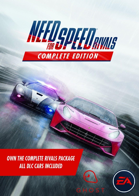 Need For Speed Rivals Complete Edition sur PC (dématerialisé)