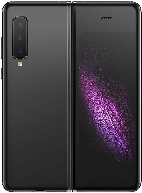 """Smartphone pliable 7.3"""" Samsung Galaxy Fold 5G - Full HD, SnapDragon 855, 12 Go RAM, 512 Go"""
