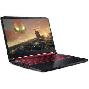 "PC portable 17.3"" Acer Nitro 5 AN517-51-57TK (i5-9300H, RTX-2060 6Go, 16Go RAM, 512Go SSD, Win. 10) + souris Nitro Gaming (via ODR 100€)"