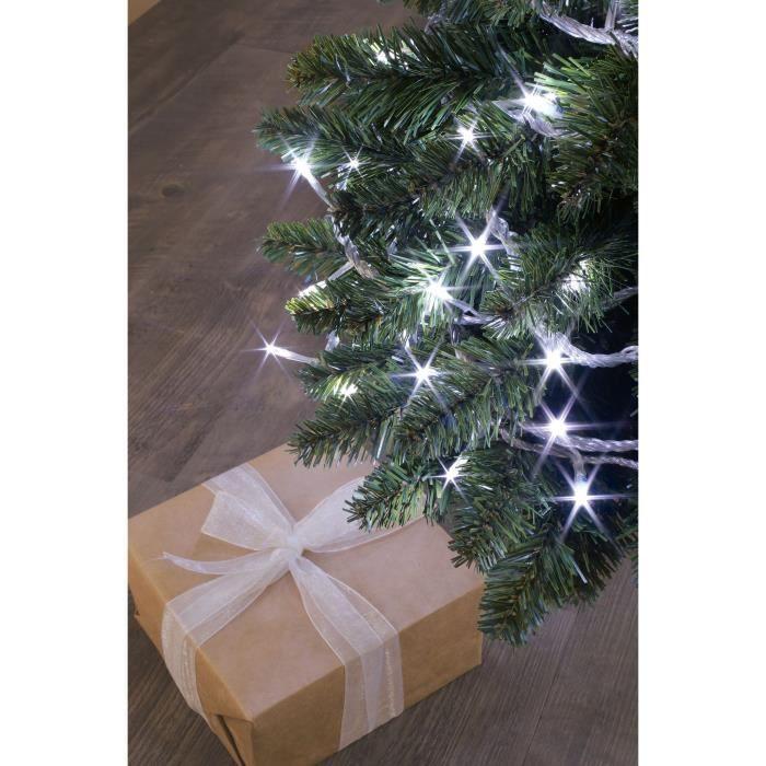 Guirlande lumineuse extérieure LED Blachere - 12 m, 31 V, blanc pur