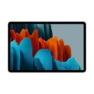 """[Clients Macif / étudiants] Tablette 11"""" Samsung Galaxy Tab S7 - 128 Go, 6 Go RAM + Montre Galaxy Watch, Active ou Active 2 (via ODR de 10%)"""