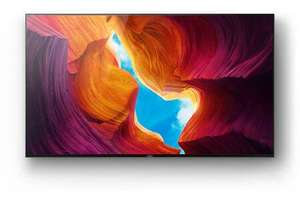 """TV 65"""" Sony Bravia KD-65XH9505 - 4K UHD, HDR10, Dolby Vision & Atmos, Smart TV (Frontaliers Allemagne)"""