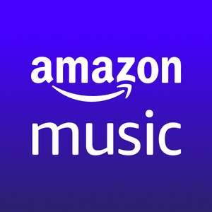 [Nouveaux clients] Abonnement de 3 mois au service de streaming musical Amazon Music Unlimited (sans engagement)