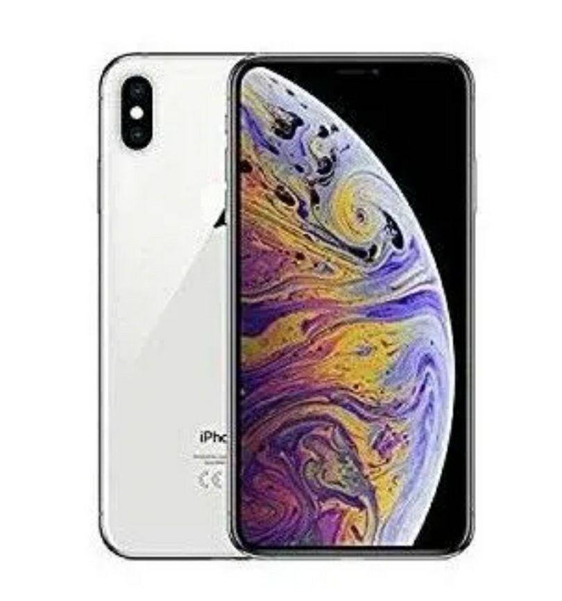 """Smartphone 5.8"""" Apple iPhone XS - 256 Go, Double SIM, Argenté"""