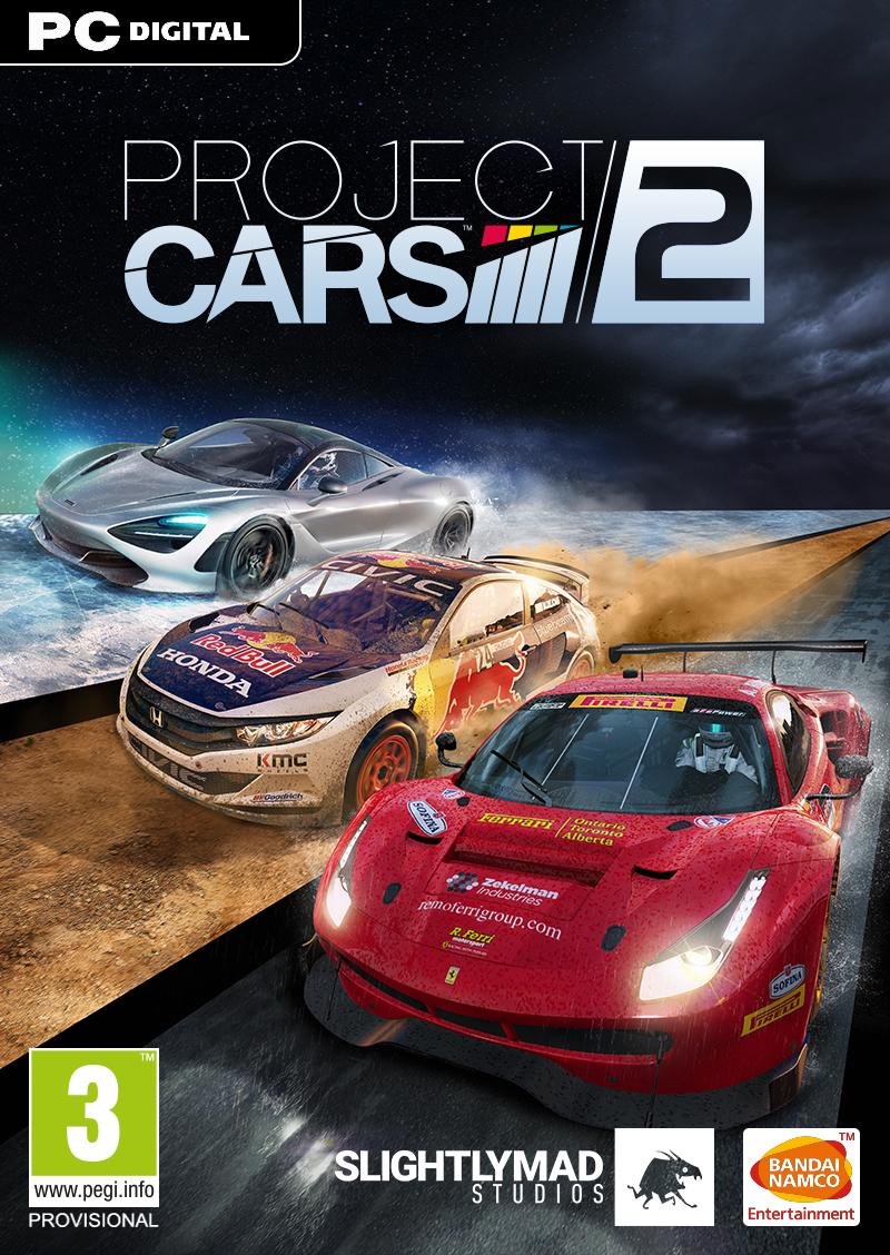 Project Cars 2 Standard Edition sur PC (Dématérialisé - Steam)