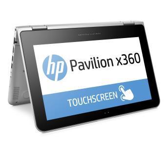 """Tablette PC 11.6"""" HP Pavilion x360 11-K113nf (Intel Core M3 6Y30, RAM 4 Go, SSD 128 Go)"""