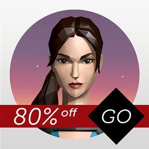 Lara Croft Go sur Android