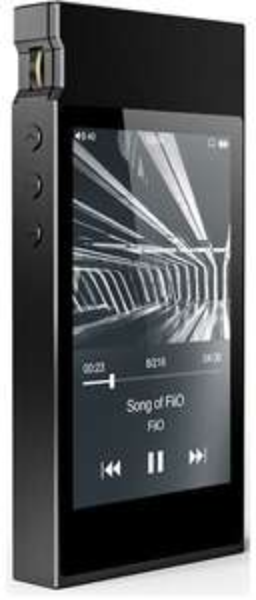 Baladeur audiophile FiiO M7 - 2 Go, Hi-Res Audio, aptX / aptX HD / LDAC, noir